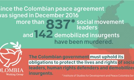 Genocide: the new normal in Duque's Colombia?